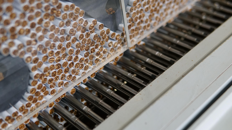 Alphabelt Zahnriemen Riemen Bänder  Tabakindustrie